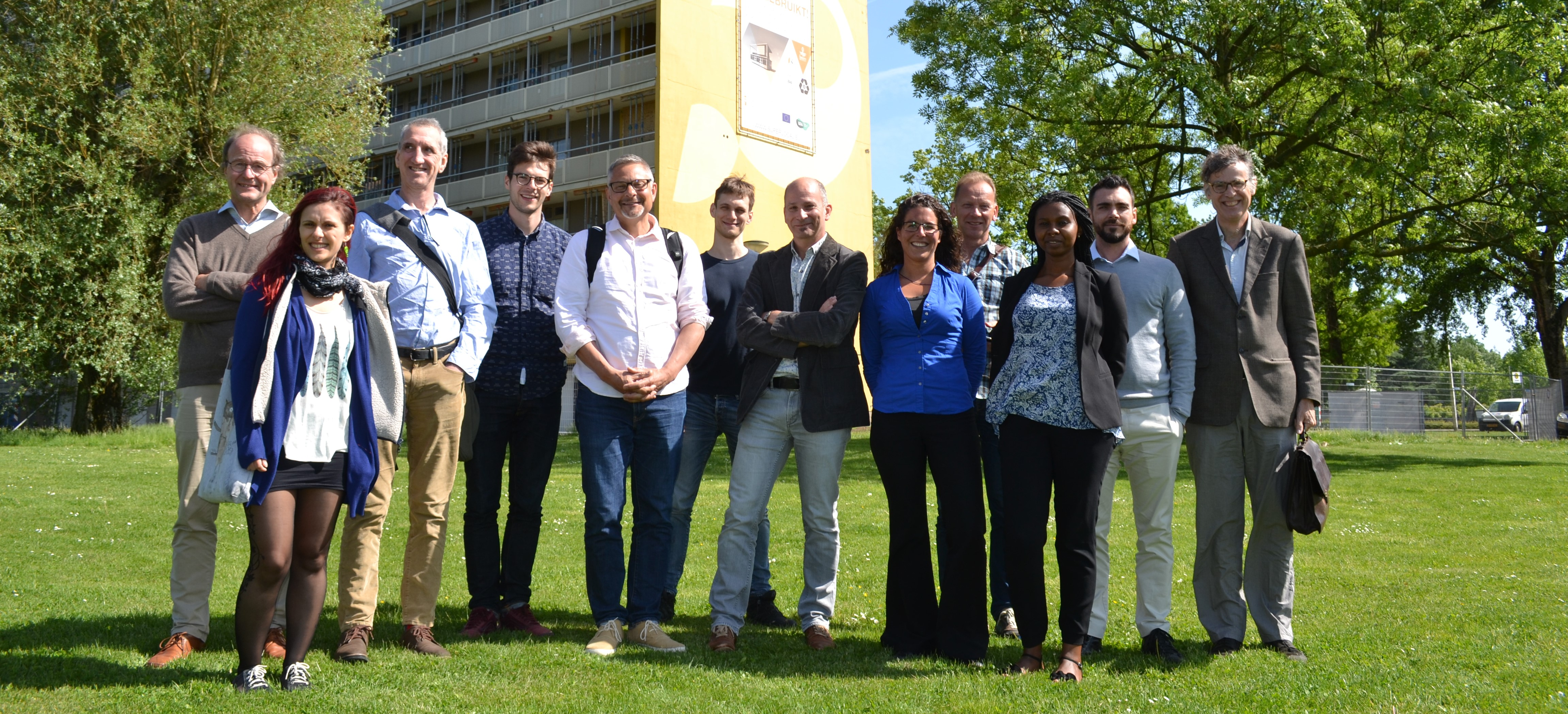 Kick-off-Meeting in Maastricht